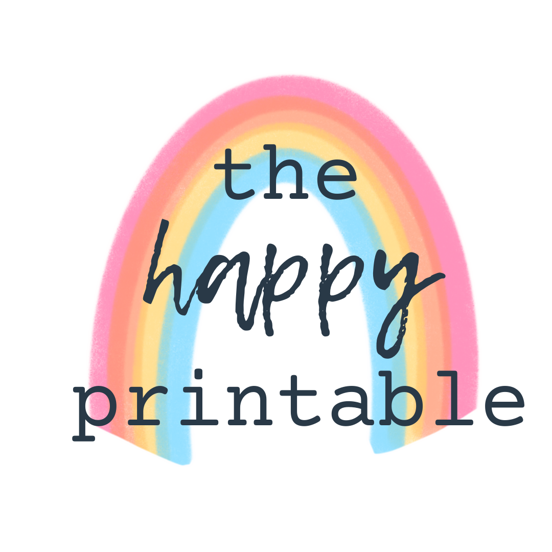 The Happy Printable
